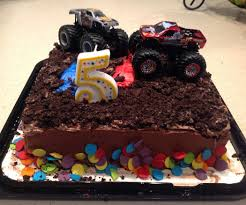 Monster Truck Cake Shortcut: 4 Steps Monster Truck Cake My First Wonky Decopac Decoset 14 Sheet Decorating Effies Goodies Pinkblack 25th Birthday Beth Anns Tire And 10 Cake Truck Stones We Flickr Cakecentralcom Edees Custom Cakes Birthday 2d Aeroplane Tractor Sensational Suga Its Fun 4 Me How To Position A In The Air Amazoncom Decoration Toys Games Design Parenting Ideas Little