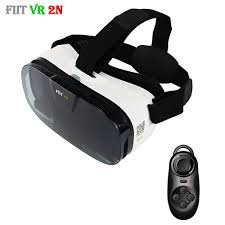 Virtual Reality Smartphone Game Helmet for 4 6 – VR Headset Box