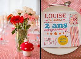 ma sweet table pour les 2 ans de mademoiselle mon à