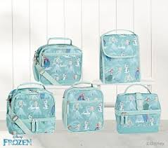Mackenzie Aqua Disney Frozen Lunch Bags