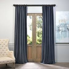 blue grey curtains teawing co