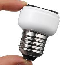 e27 b22 l bulb socket holder convert adapter to us eu power