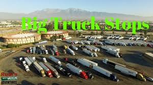 Big Truck Stops In Ontario California Rudi's NORTH AMERICAN ...