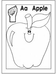 A For Apple Printables