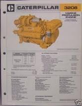 3208 cat specs 1984 caterpillar 3508 marine diesel engine and 17 similar items