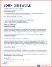 Administrative Assistant Resume Examples Executive Samples 2016 Sfonthebridge