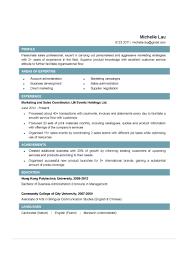 Sales Coordinator Resume Examples Jobresume Website Rh Com Hospitality Sample For