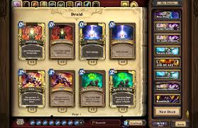 Good Hearthstone Decks For Beginners by Hearthstone Official Game Site