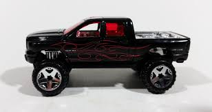 2007 Hot Wheels Dodge Ram 1500 Black W/ Red Flames Die Cast Toy Off ... Trucks N Toys Blog Dodge Ram Vehicle Sales Tomy 116 Big Farm Case Ih 3500 Pickup With Gooseneck Trailer Toy Wow 2007 Hot Wheels 1500 Black W Red Flames Die Cast Off Teskeys Saddle Shop Country Dually 33 Best Dodge Ram Bull Bar Otoriyocecom Sixty Four Ever Diecast 2014 Sport By Greenlight The Crittden Automotive Library Hobbies Cars Vans Find Racing Champions Products Truck 5inch Model Free Shipping On 1995 Wiki Fandom Powered Wikia Srt10 Matchbox
