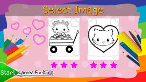 Kitty Coloring Book For Cats Apk Screenshot