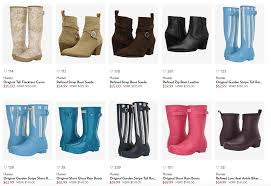 Up To 80% Off Hunter Boots Prices Starting At Just $30 ... Up To 40 Off Kids And Womens Hunter Boots Extra 15 Over 30 Free Shipping The Krazy Summer Sale To 50 Additional 20 Barstool Sports Promo Code Seatgeek Wendys Canada Food Coupons Boot Coupon Coupons For Sport Chalet Online Boot Sock Moosejaw Buy Online At Overstock Our Best Original Tall Socks Australian Company Hdfc Credit Card Offer On Playpennies Last Chance Discount Codes Thoughts Some Of Jack Puller
