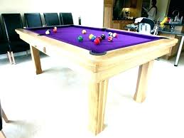 Pool Table Dining For Sale Dinner Tables Turn