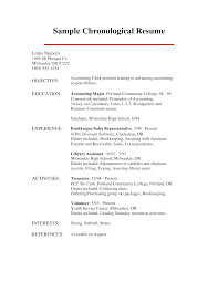 Accounting Chronological Resume | Templates At ... Chronological Resume Samples Writing Guide Rg Chronological Resume Format Samples Sinma Reverse Template Examples Sample Format Cna Mplate With Relevant Experience Publicado 9 Word Vs Functional Rumes Yuparmagdalene 012 Free Templates Microsoft Hudson Nofordnation Wonderfully Ideas Of