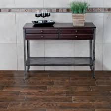 marazzi montagna saddle 6 in x 24 in glazed porcelain floor and