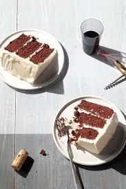 wine velvet cake recipe wine cake cake recipes desserts