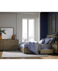 Macys Bedroom Sets by Gatlin Storage Platform Bedroom Furniture Collection Created For