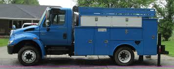 2005 International DuraStar 4300 Service Truck | Item B2954 ...