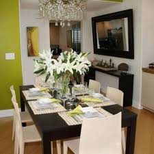 Dining Room Centerpiece Ideas And Modern Table