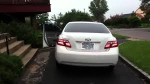 jdm led taillights in 2007 toyota camry