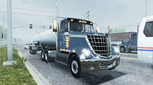 100 Lonestar Truck International LoneStar Traffic For American Simulator