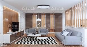luxus wohnzimmer interieur mit modernen möbeln stockfoto und mehr bilder blume