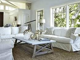 Beachy Dining Room Sets Furniture Beach House Inspired Rooms Nautical
