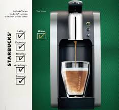 Starbucks Ad Blitz Triple Duty Coffeemaker