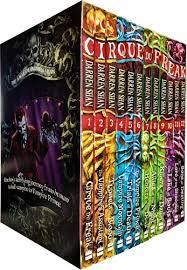 Cirque Du Freak Vampire Series