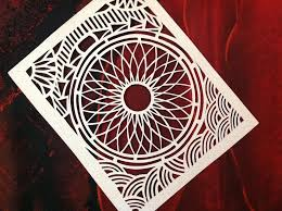 Paper Cutting Art Designs Patterns misc crafts