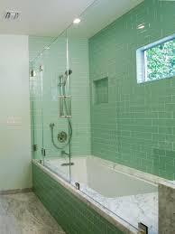 green glass subway tile in surf modwalls lush 3x6 tile modwalls tile