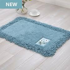 durable badezimmer teppich set luxus großen größe badewanne mat non slip tür bad set teppich bad matten teppiche boden 60x90cm 45x120cm