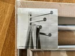 ikea grundtal handtuchhalter