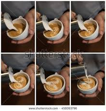 How To Make Coffee Latte Art By Maker Collage