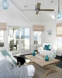 Rustic Coastal Nautical Living Room Pletely Beachy House DecorBeachy