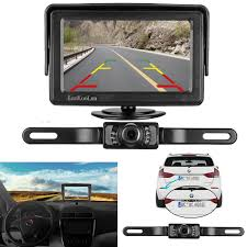 LeeKooLuu Backup Camera And Monitor Kit For Car/Vehicle/Truck ... Backup Camera Rearview Mirror For Carvehicletruck Hd Tommy Gate Rear And Sensor Bar Kit 42015 Chevrolet 24v Truck Waterproof Car Reverse Lwt01 For Bmw Best Resource Wireless Car Bus View 7 Lcd Monitor Ir Howto Rear Backup Camera Mod Page 5 Toyota 4runner Forum Bus Szhen Autochose Technology 43 Inch Tft Lcd Led Ir Reversing 2018 2 Xvehicle Vehicle Warning System My Does What Lvadosierracom 2002 Silverado Articles Wireless X 18 Led Parking
