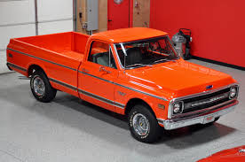 1970 Chevrolet CST/10 Pickup | Red Hills Rods And Choppers Inc. - St ... 1970 Chevrolet C10 Cst10 Matt Garrett Junkyard Find The Truth About Cars For Sale 2036731 Hemmings Motor News Pickup Truck Youtube Hot Rod Network Leaded Gas Classics Street 2016 Goodguys Nashville Nationals To 1972 Sale On Classiccarscom Gateway Classic 645dfw Panel Delivery W287 Indy 2012 Chevy Of The Year Late Finalist
