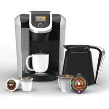 Keurig 20 K400 Coffee Brewing System With Carafe