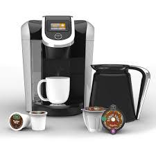 Keurig 20 K400 Coffee Brewing System With Carafe