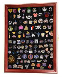 Lapel Pin Display Case Medals