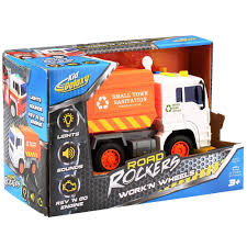 Light & Sound Friction Trash Truck - Young Minds Toys Matchbox Large Garbagerecycling Truck Premium Garbage Toy For Boys By Ciftoyscool Trash Game Large 116 Garbage Bin Lorry Light Sound Rubbish Recycling 11 Cool Toys Kids Fagus Wooden Dickie Action Series 16 Walmartcom Fast Lane Pump R Us Canada Amazoncom Tonka Mighty Motorized Ffp Games Click N Play Friction Powered With Kavanaghs Bruder Scania Series Rubbish John Deere Tractor Box Set Reviews Wayfair Model 143 Scale Metal Diecast Clean