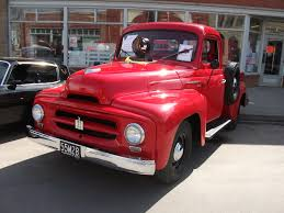 100 1957 International Truck Harvester R Series Wikipedia