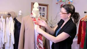 how to tie a scarf with a collared shirt style with ease youtube