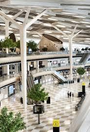 100 Autoban Heydar Aliyev International Airport Terminal By