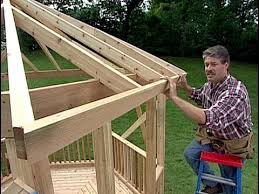 How To Build A Shed From Scratch by How To Build A Gazebo Diy Timber Frame Wood Back Yard Gazebo