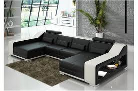 canap en cuir design canapé cuir italien panoramique gard