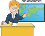 Microphone Clipart News Reporter