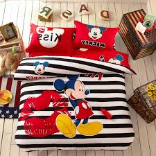 Minnie Mouse Queen Bedding by Bedroom Captivating Bedding Sets For Kids Bedroom Red Smooth