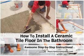 Regrouting Floor Tiles Youtube by Repairing Bathroom Tile Floor Bathroom Floor Tilebathroom Floor
