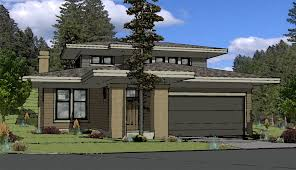 Prairie House Designs by Muddy River Design Prairie Style House Plan Bend Oregon Kelsey