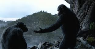 What Went On Behind The Scenes Of 'Dawn Of The Planet Of The Apes ... Closer Look Dawn Of The Planet Apes Series 1 Action 2014 Dawn Of The Planet Apes Behindthescenes Video Collider 104 Best Images On Pinterest The One Last Chance For Peace A Review Concept Art 3d Bluray Review High Def Digest Trailer 2 Tims Film Amazoncom Gary Oldman